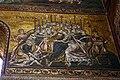 Kiss of Judas mosaic - Cathedral of Monreale - Italy 2015.JPG