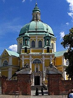 Gostyń Place in Greater Poland Voivodeship, Poland
