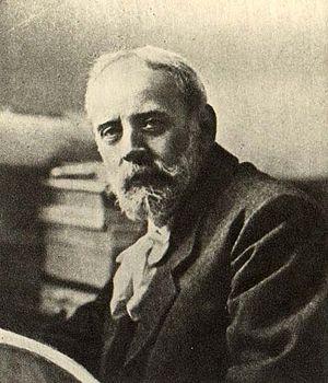 Klavdy Lebedev - Klavdy Vasiliyevich Lebedev