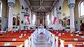 Kościół pw. św. Michała Archanioła w Mieścisku . Widok wnętrza kościoła - panoramio (3).jpg