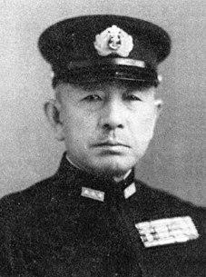 Mineichi Koga Japanese admiral
