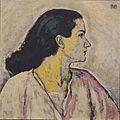 Kolo Moser - Frauenbildnis im Profil - ca1912.jpeg