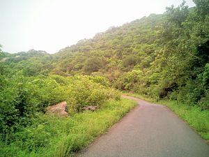 Kondapalli - Kondapalli ghat road