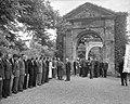 Koningin Juliana bezoekt Kasteel Nyenrode, Bestanddeelnr 907-7877.jpg