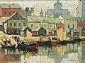 Konstantin Gorbatov - The Harbor (1).jpg