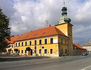 Kostelec nad Labem Town in Czech Republic