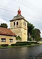 Kostomlaty nad Labem, bell tower.jpg