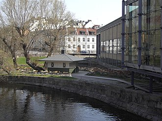 Norrköping Symphony Orchestra - Image: Kråkholmens servering, Norrköping, 2006