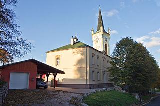 Krajková Municipality in Karlovy Vary, Czech Republic