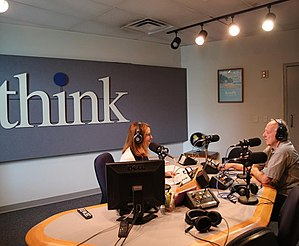 KERA (FM) - Krys Boyd interviews Werner Herzog in the KERA studios for an episode of 'Think.'