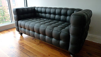 Couch - A Kubus sofa