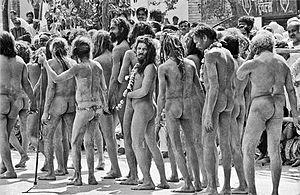 Haridwar Kumbh Mela - Naga Sadhus at the 1998 Kumbh Mela