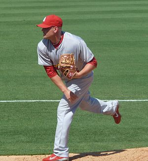 Kyle McClellan - McClellan with the St.Louis Cardinals