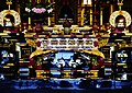 Kyoto Nishi Hongan-ji Gründerhalle Innen Altar 5.jpg
