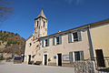 L'église et la mairie de Lieuche.JPG