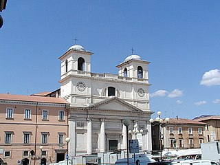 Roman Catholic Archdiocese of LAquila ecclesiastical territory or diocese of the Roman Catholic Church in Italy