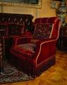 Länstol i rökrummet - Hallwylska museet - 82326.tif