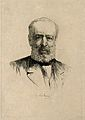 Léon Labbé. Etching by A. de Lalauze, 1891. Wellcome V0003287.jpg