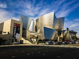 Walt Disney Concert Hall - Image: L Atrip