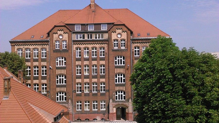 Adam Mickiewicz High School in Poznań