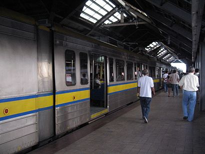 How to get to Gil Puyat Lrt with public transit - About the place
