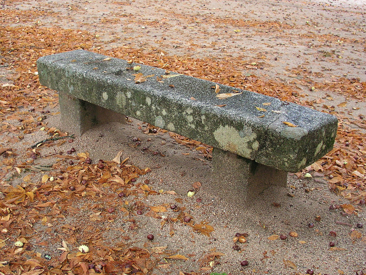 bench - Wiktionary