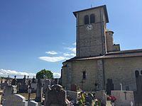 La Boisse - l'église depuis le cimetière.jpg