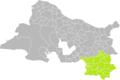 La Panne-sur-Huveaune (Bouches-du-Rhône) dans son Arrondissement.png