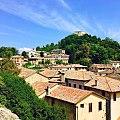 La Rocca vista dal Castello, Asolo.jpg