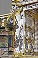 La porte Kara-mon du sanctuaire shinto Toshogu de Nikko (Japon) (29373418368).jpg