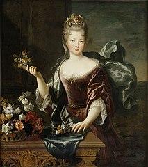Françoise-Marie de Bourbon, Mademoiselle de Blois, duchesse d'Orléans