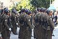 La tropa formada durante la Jura de Bandera (15426334546).jpg