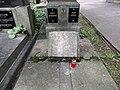 Ladislav Klíma-hrob, Hřbitov Malvazinky 07.jpg