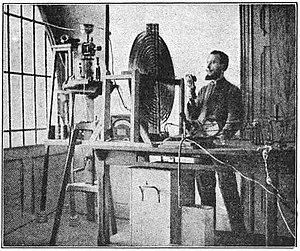 Robert Goldschmidt - Image: Laeken, Belgium radiotelephone transmitter circa 1914