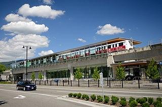 Evergreen Extension 2016 extension of Metro Vancouvers SkyTrain Millennium Line
