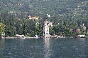 Gardone Riviera - Panorama of Gardone Riviera