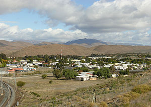 Laingsburg, Western Cape - A view of Laingsburg