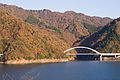 Lake Miyagase and Mt.Bukka 02.jpg