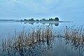 Lake Seliger. Ostashkov. View of Voroniy Island.jpg