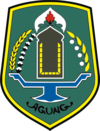 Official seal of North Hulu Sungai Regency