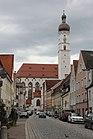 Landsberg am Lech, Stadtpfarrkirche Mariä Himmelfahrt 001.JPG