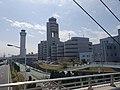 Landscapes of Haneda, shot from the free shuttle bus 11.jpg