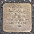 Landshut Stolperstein Ansbacher, Elsa Sofie.jpg