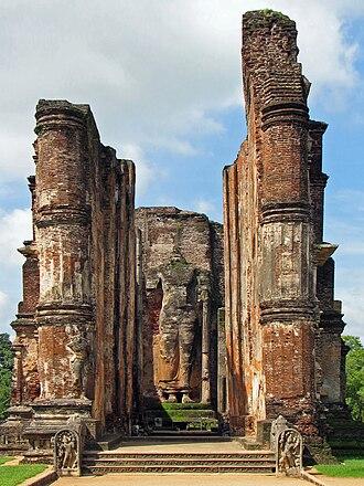 Polonnaruwa District - Lankatilaka Vihara