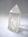 Lapidated quartz (rock crystal) obelisk.jpg