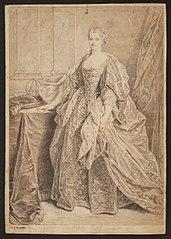 Portret Katarzyny Opalińskiej