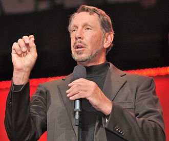 Oracle Corporation - Larry Ellison, executive chairman of Oracle