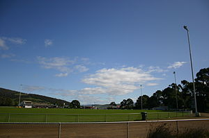Lauderdale Football Club - Lauderdale Oval