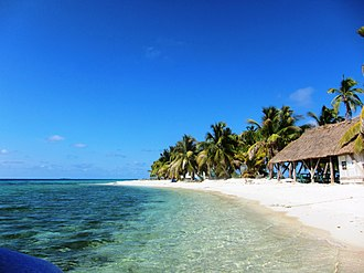 Laughing Bird Caye - Image: Laughing Bird Caye, Belize