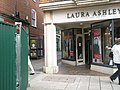 Laura Ashley in Winchester High Street - geograph.org.uk - 1539952.jpg